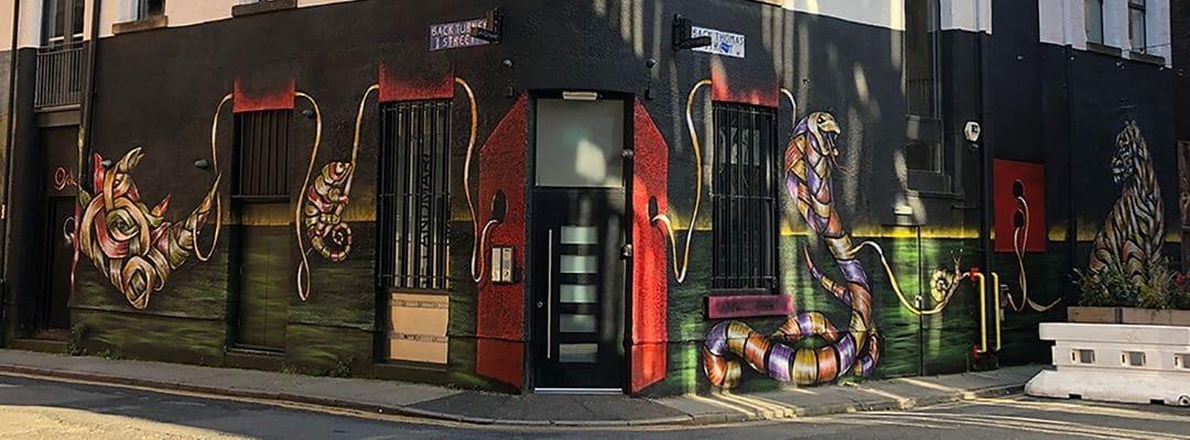"""Urban Jungle"" by Otto Schade, Manchester"